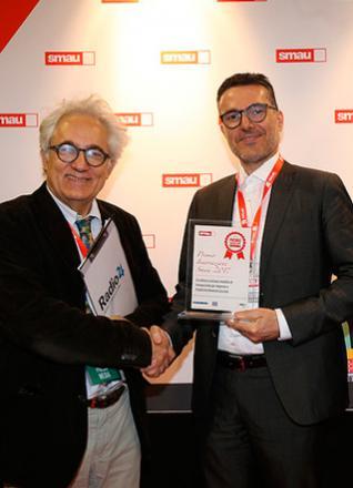Pettenon Cosmetics Spa si aggiudica il premio innovazione Smau